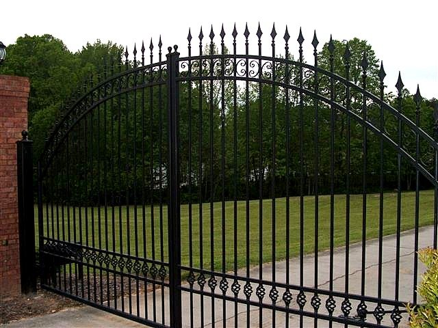 Gates and entrance systems atlanta fence company