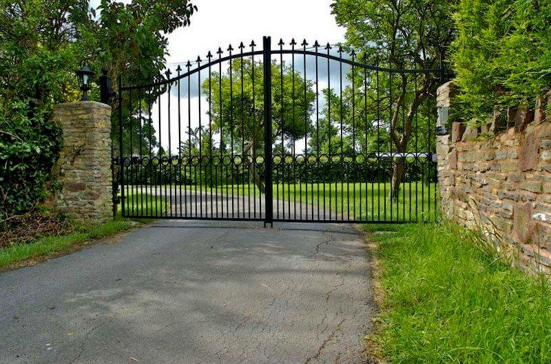 Gates And Entrance Systems Atlanta Fence Company